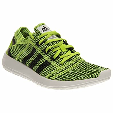 adidas Women Element Refine Tricot Green Running Shoes 10 M US